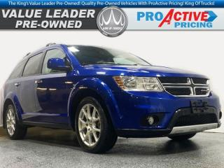 Used 2015 Dodge Journey R/T | AWD | 3.6L V6 | HTD Leather Buckets | HTD St for sale in Virden, MB