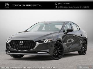 New 2021 Mazda MAZDA3 GT w-Turbo Auto i-ACTIV AWD for sale in York, ON