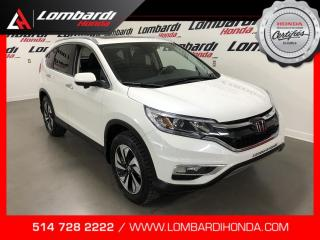 Used 2016 Honda CR-V TOURING|AWD|NAVI|CUIR| for sale in Montréal, QC