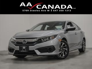 Used 2018 Honda Civic EX for sale in North York, ON