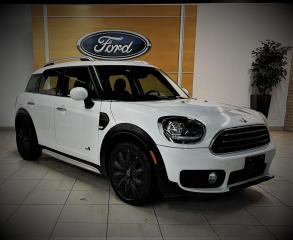 Used 2017 MINI Cooper Countryman ALL4 - CUIR/TOIT - GPS - CAMERA - BAS PR for sale in Drummondville, QC