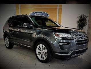 Used 2019 Ford Explorer LIMITED - CUIR/TOIT/GPS - 20'' - BAS PRI for sale in Drummondville, QC