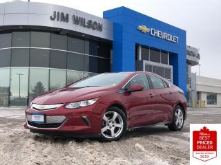Used 2018 Chevrolet Volt LT LEATHER HEATED SEATS HEATED STEERING WHEEL for sale in Orillia, ON