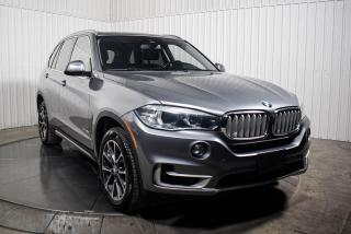 Used 2016 BMW X5 awd cuir toit pano gps mags for sale in St-Hubert, QC