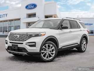 New 2021 Ford Explorer Platinum for sale in Winnipeg, MB