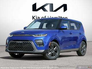 New 2021 Kia Soul EX+ for sale in Hamilton, ON