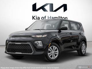 New 2021 Kia Soul LX for sale in Hamilton, ON