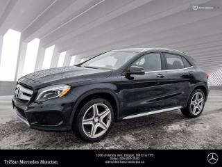 Used 2017 Mercedes-Benz GLA GLA 250 for sale in Dieppe, NB