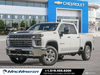 New 2021 Chevrolet Silverado 2500 HD LTZ TURBO | 4X4 | TECHNOLOGY PKG | NAVIGATION | SUNROOF | BOSE SOUND SYSTEM for sale in London, ON