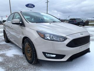 Used 2018 Ford Focus SE for sale in Harriston, ON