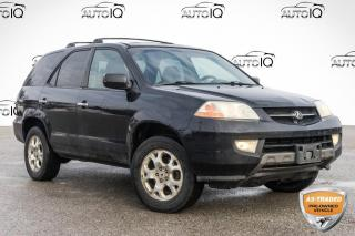 Used 2002 Acura MDX SUV **AS TRADED, YOU CERTIFY, YOU SAVE!!! for sale in Barrie, ON