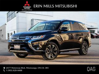 Used 2018 Mitsubishi Outlander Phev SE S-AWC|NO ACCIDENTS|CARPLAY|CAM|BLIND SPOT|ONE OWNER for sale in Mississauga, ON