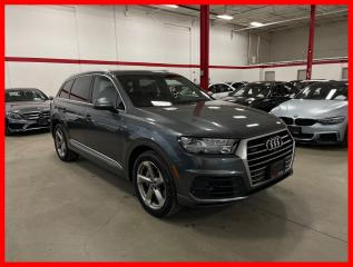 Used 2018 Audi Q7 TECHINK S-LINE SPORT ADVANCED DRIVING ASSIST PLUS for sale in Vaughan, ON