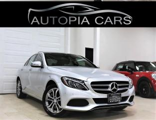 Used 2017 Mercedes-Benz C-Class 4dr Sdn C 300 4MATIC for sale in North York, ON