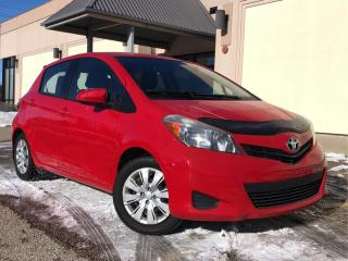 Used 2014 Toyota Yaris for sale in Waterloo, ON
