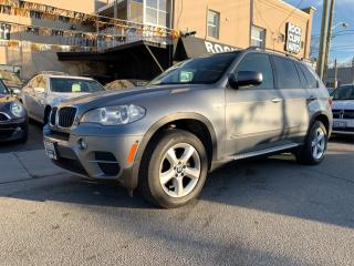 Used 2012 BMW X5 AWD 4dr 35i for sale in Scarborough, ON