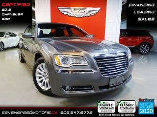 Used 2012 Chrysler 300 TOURING | CERTIFIED | FINANCE | 9055478778 for sale in Oakville, ON