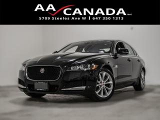 Used 2018 Jaguar XF Premium for sale in North York, ON