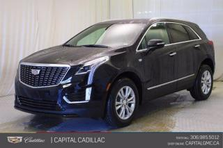 New 2021 Cadillac XT5 AWD Luxury for sale in Regina, SK