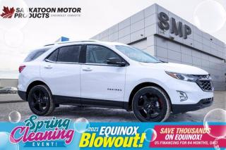 New 2021 Chevrolet Equinox Premier for sale in Saskatoon, SK