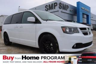 Used 2020 Dodge Grand Caravan GT- Heated Leather, Remote Start, DVD, Back Up Camera for sale in Saskatoon, SK