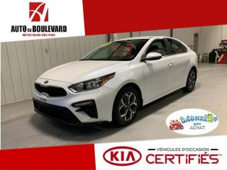 Used 2020 Kia Forte EX MAGS TOUT EQUIPE BEAU LOOK GARANTIE 2 for sale in Notre-Dame-des-Pins, QC