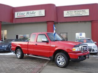 Used 2009 Ford Ranger XLT for sale in West Saint Paul, MB