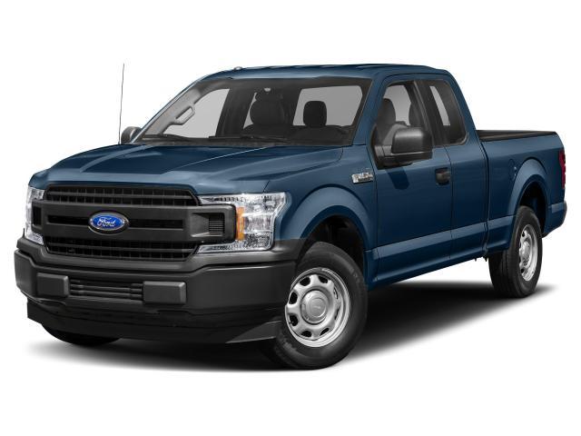 2020 Ford F-150 4X4 S/CAB XLT