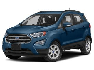 New 2020 Ford EcoSport ECOSPORT SE 4WD for sale in Killaloe, ON