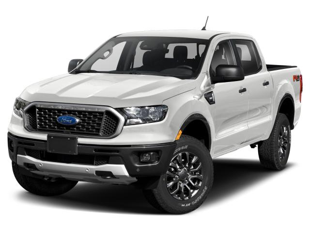 2020 Ford Ranger 4X4 SUPERCREW XLT