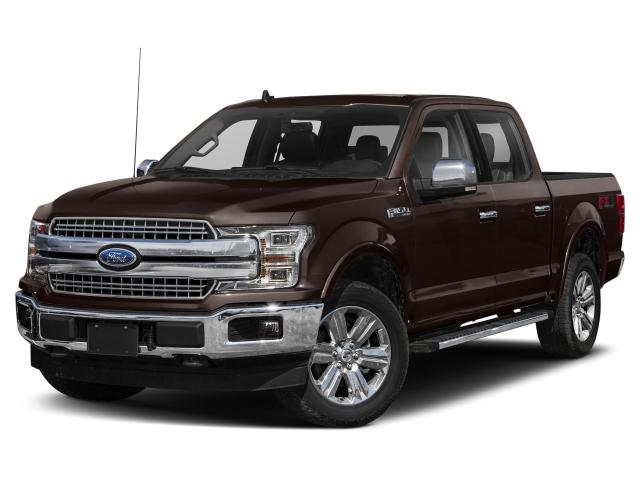 2020 Ford F-150 4X4 SUPERCREW LARIAT 502A
