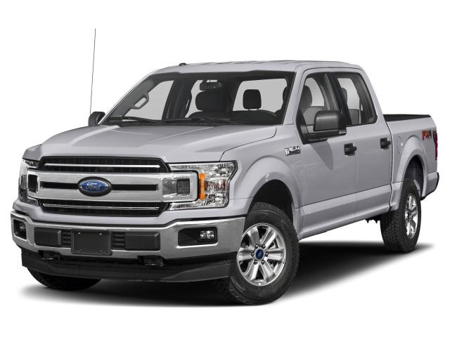 2020 Ford F-150 4X4 SUPERCREW XLT 300A