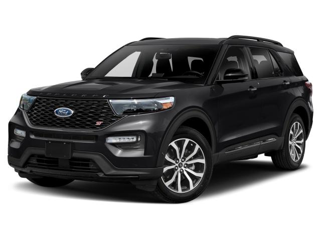2021 Ford Explorer ST AWD