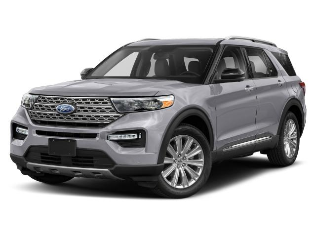 2021 Ford Explorer XLT AWD