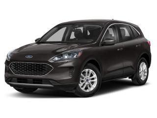 New 2020 Ford Escape S AWD for sale in Killaloe, ON