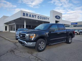 Used 2021 Ford F-150 XLT for sale in Brantford, ON