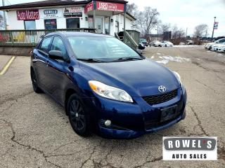 Used 2009 Toyota Matrix for sale in Guelph, ON
