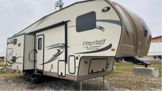 Used 2016 Forest River Flagstaff Classic Super Lite for sale in Tilbury, ON