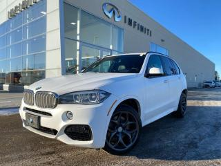 Used 2014 BMW X5 xDrive50i for sale in Edmonton, AB