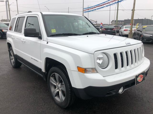 2016 Jeep Patriot HIGH ALTITUDE*SUNROOF*LEATHER