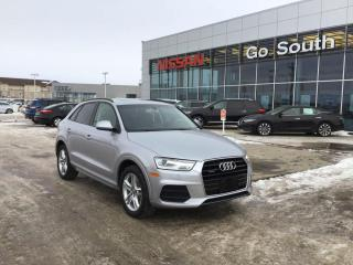 Used 2016 Audi Q3 KOMFORT, 2.0T, QUATTRO, AWD for sale in Edmonton, AB