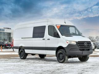 Used 2019 Mercedes-Benz Sprinter CARGO VAN for sale in Red Deer, AB