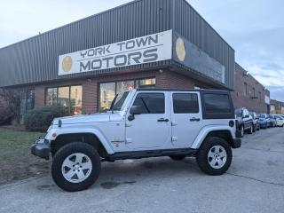Used 2011 Jeep Wrangler Sahara for sale in North York, ON