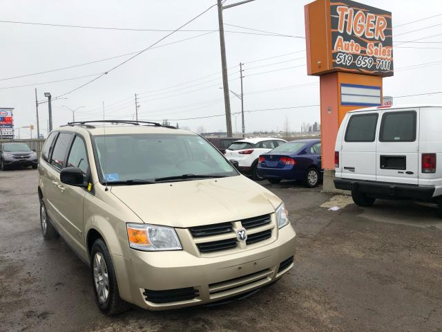 2010 Dodge Grand Caravan SE**WHEELCHAIR ACCESSIBLE**RAMP**AS IS SPECIAL