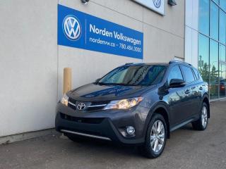 Used 2014 Toyota RAV4 XLE AWD - SUNROOF / HEATED SEATS for sale in Edmonton, AB