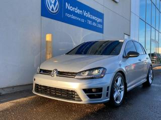 Used 2017 Volkswagen Golf R 2.0T 4MOTION DSG for sale in Edmonton, AB