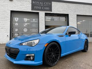 Used 2016 Subaru BRZ Hikari Edition Sport-tech Loaded for sale in Guelph, ON