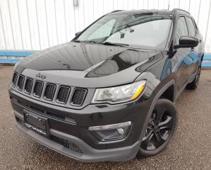 Used 2019 Jeep Compass Altitude 4X4 *LEATHER-NAVIGATION* for sale in Kitchener, ON