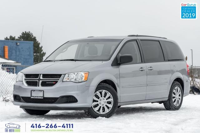 2015 Dodge Grand Caravan SXT|Bluetooth|Rear climate|Clean Carfax|