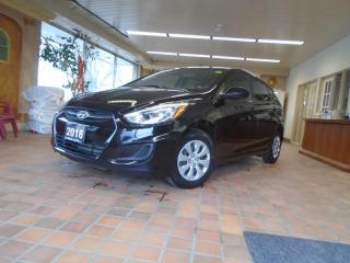 Used 2016 Hyundai Accent 5dr HB Auto LOW KM NEW TIRES+ BRAKES B-TOOTH PW PL for sale in Oakville, ON